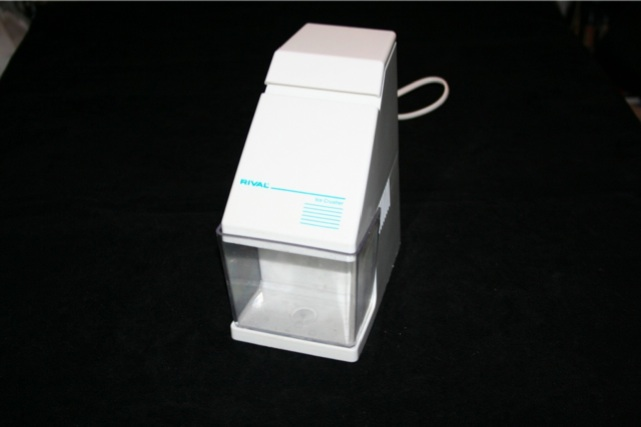 Rival Countertop Electric Ice Crusher model 840 Cool! eBay